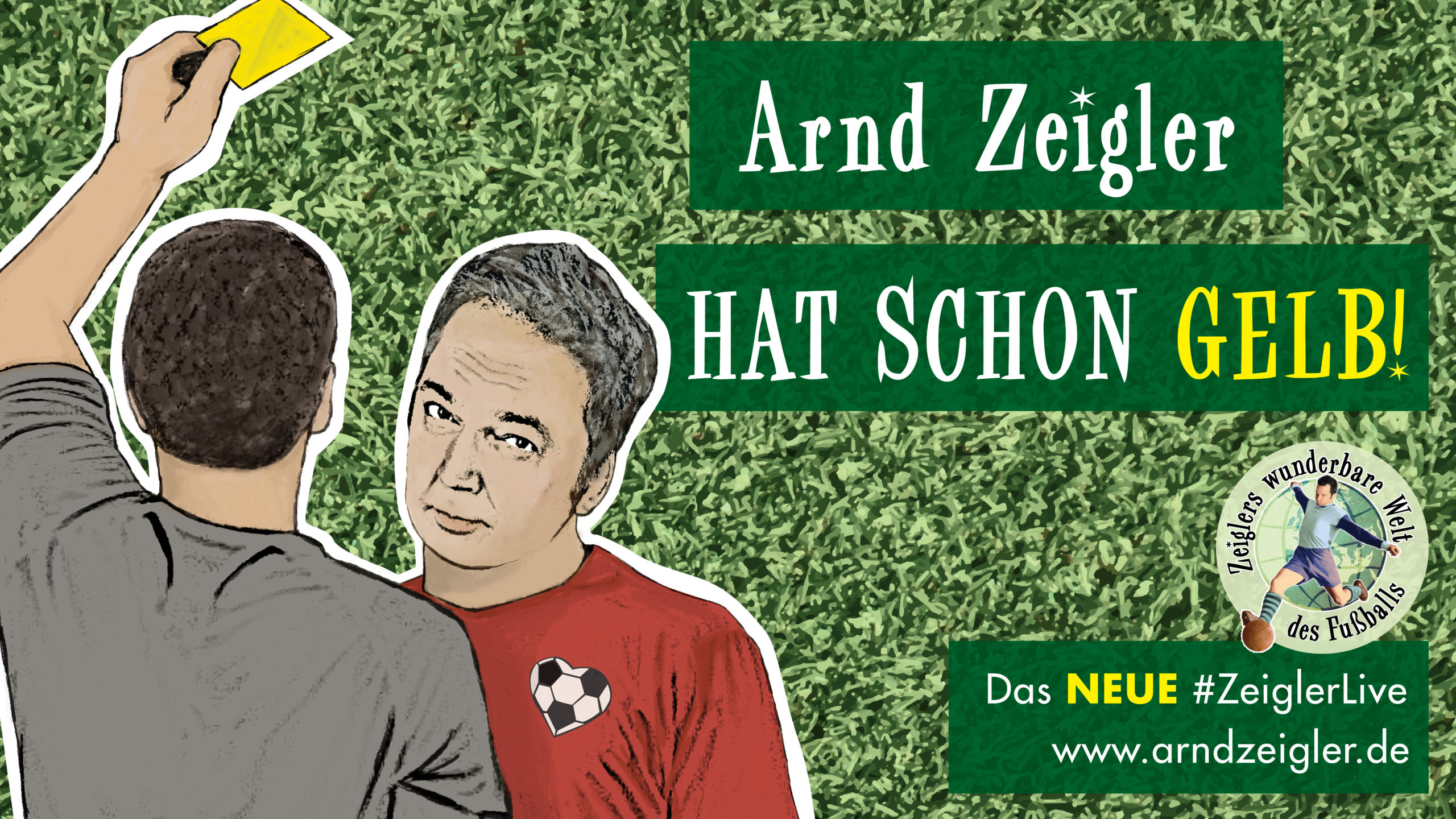 Arnd Zeigler - Webseite / Homepage